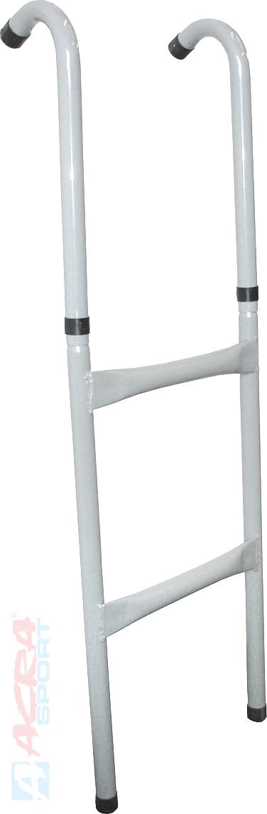 ACRA Žebřík schůdky k trampolínám 76 cm