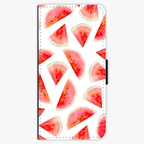 Flipové pouzdro iSaprio - Melon Pattern 02 - Nokia 5