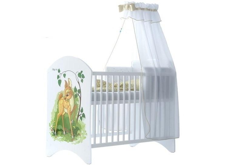 babyboo-detska-postylka-lux-s-motivem-bambi-120-x-60-cm