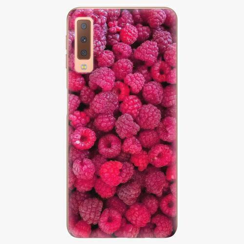 Plastový kryt iSaprio - Raspberry - Samsung Galaxy A7 (2018)