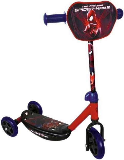 SEDCO Koloběžka dětská tříkolka 3 kola Spartan Spiderman 2 522