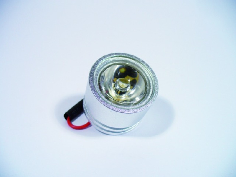 LED dioda žlutá 40 pro FL-24