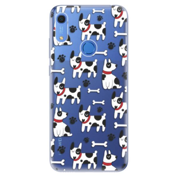 Odolné silikonové pouzdro iSaprio - Dog 02 - Huawei Y6s
