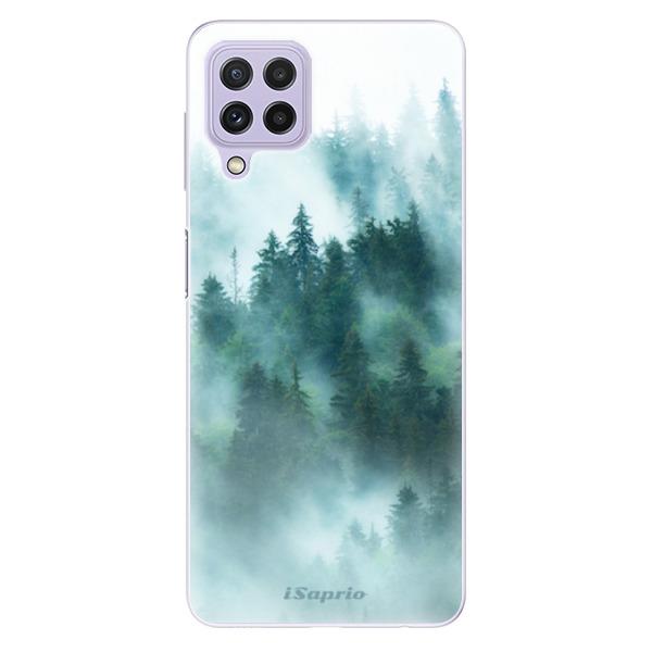 Odolné silikonové pouzdro iSaprio - Forrest 08 - Samsung Galaxy A22