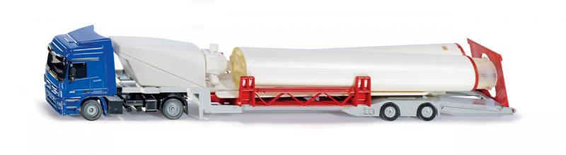 SIKU Super - Kamion s větrnou turbínou