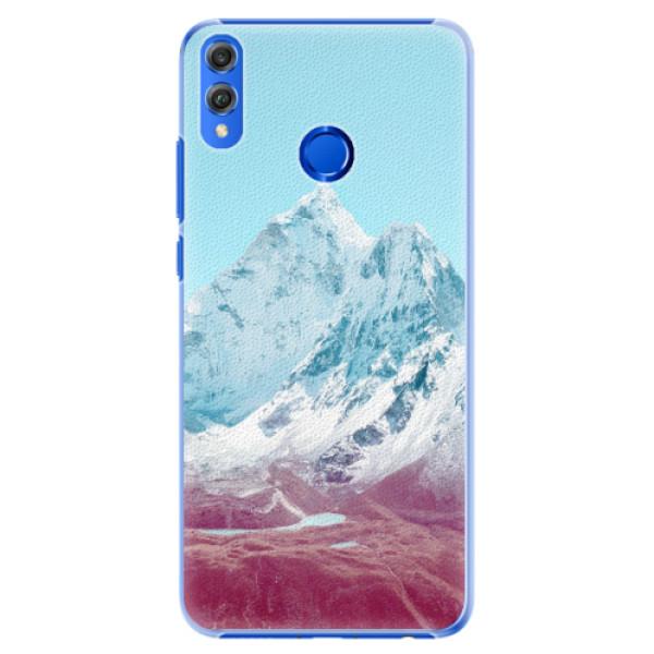 Plastové pouzdro iSaprio - Highest Mountains 01 - Huawei Honor 8X