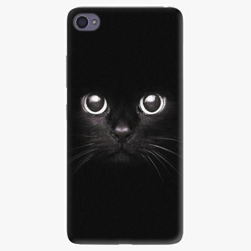Plastový kryt iSaprio - Black Cat - Lenovo S90