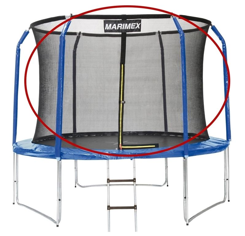 MARIMEX ochranná síť- trampolína Marimex, 305 cm
