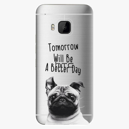 Plastový kryt iSaprio - Better Day 01 - HTC One M9