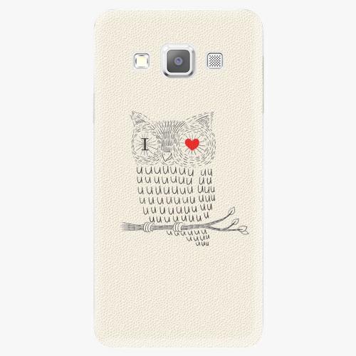 Plastový kryt iSaprio - I Love You 01 - Samsung Galaxy A7