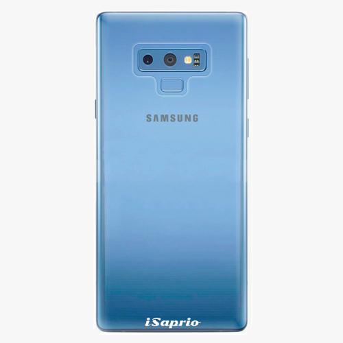 Plastový kryt iSaprio - 4Pure - průhledný matný - Samsung Galaxy Note 9