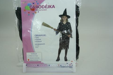 Šaty Čarodějka vel.M