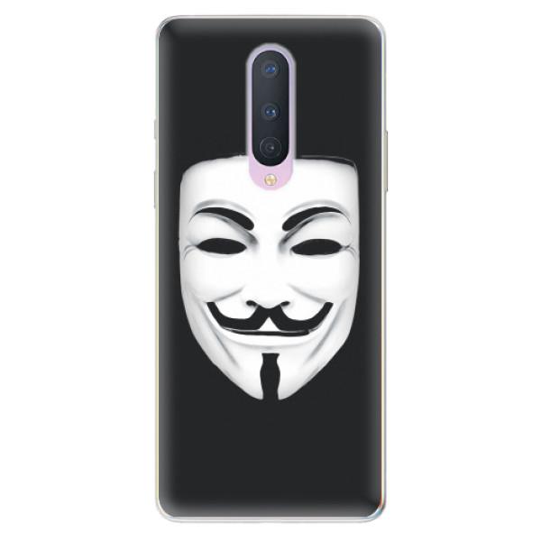 Odolné silikonové pouzdro iSaprio - Vendeta - OnePlus 8