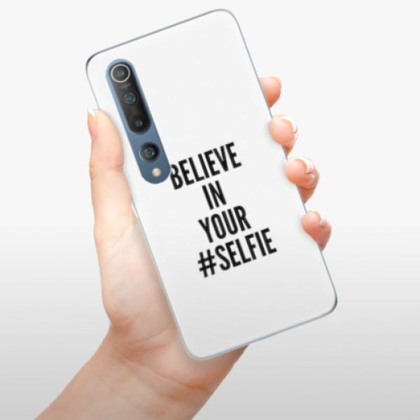 Odolné silikonové pouzdro iSaprio - Selfie - Xiaomi Mi 10 / Mi 10 Pro
