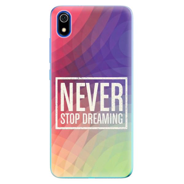 Odolné silikonové pouzdro iSaprio - Dreaming - Xiaomi Redmi 7A