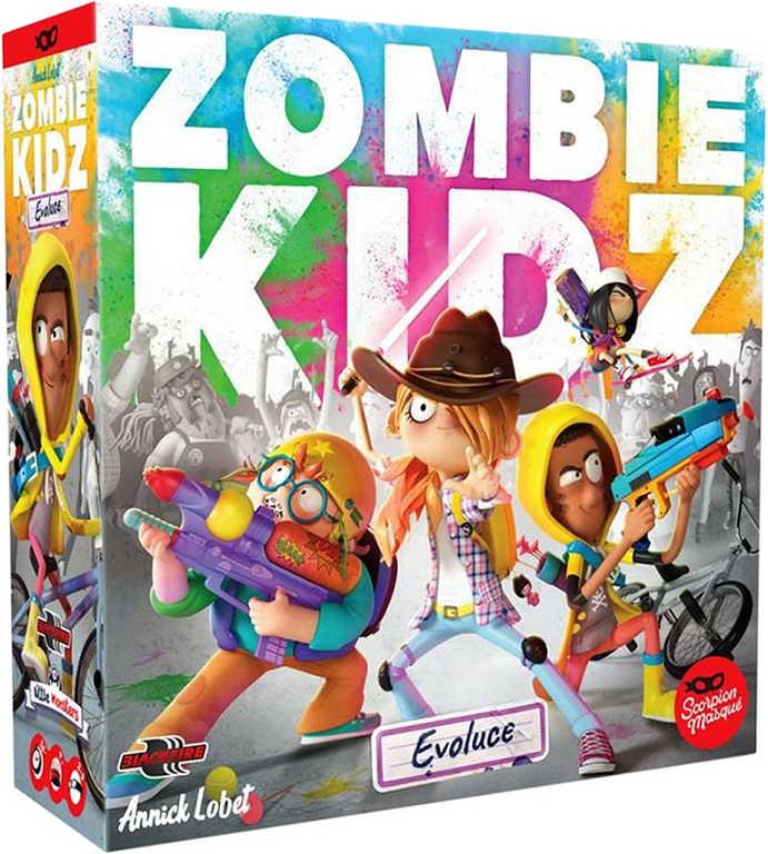 ADC Hra Zombie Kidz: Evoluce *SPOLEČENSKÉ HRY*