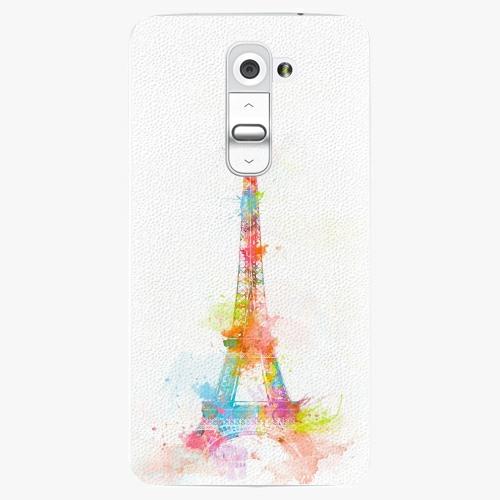 Plastový kryt iSaprio - Eiffel Tower - LG G2 (D802B)