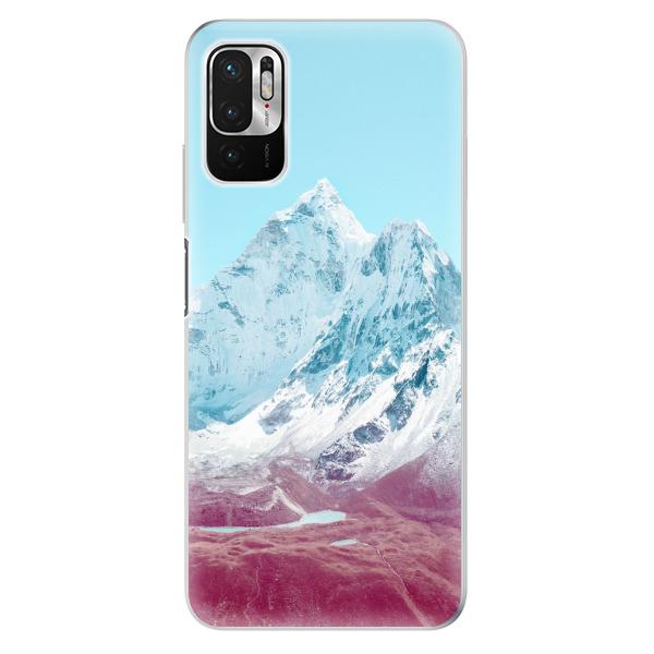 Odolné silikonové pouzdro iSaprio - Highest Mountains 01 - Xiaomi Redmi Note 10 5G