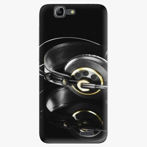 Plastový kryt iSaprio - Headphones 02 - Huawei Ascend G7