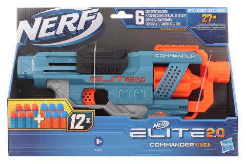 Nerf Elite Commander RD-6 TV 1.1. - 30.6.2021