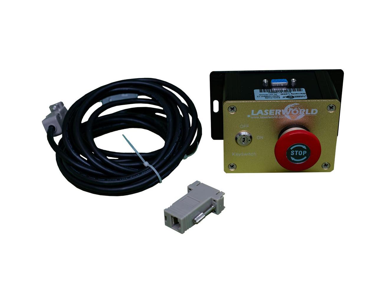 Laserworld SAFETY Unit, bezpečnostní ovladač pro lasery