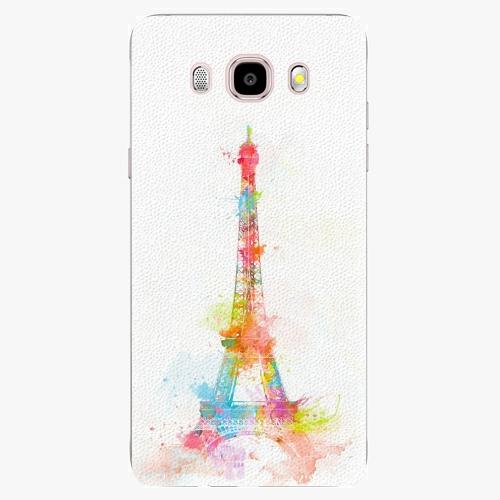 Plastový kryt iSaprio - Eiffel Tower - Samsung Galaxy J5 2016