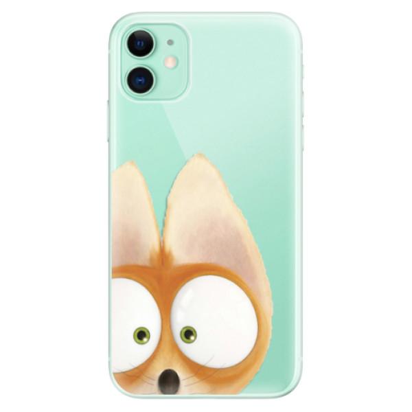 Odolné silikonové pouzdro iSaprio - Fox 02 - iPhone 11