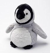 Hřejivý tučňák šedivý