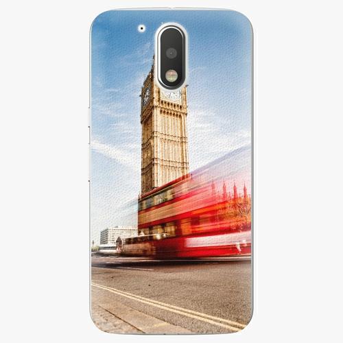 Plastový kryt iSaprio - London 01 - Lenovo Moto G4 / G4 Plus