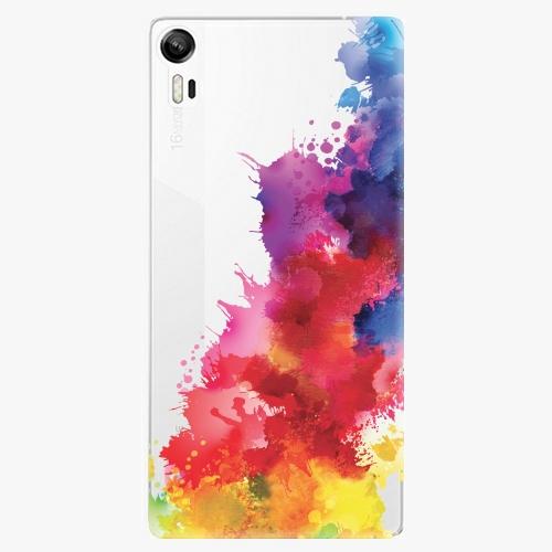 Plastový kryt iSaprio - Color Splash 01 - Lenovo Vibe Shot