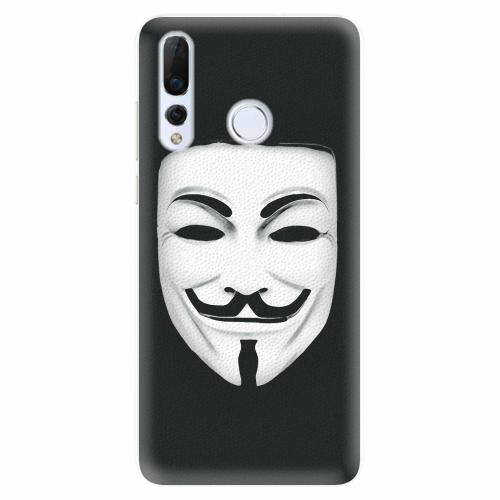 Silikonové pouzdro iSaprio - Vendeta - Huawei Nova 4