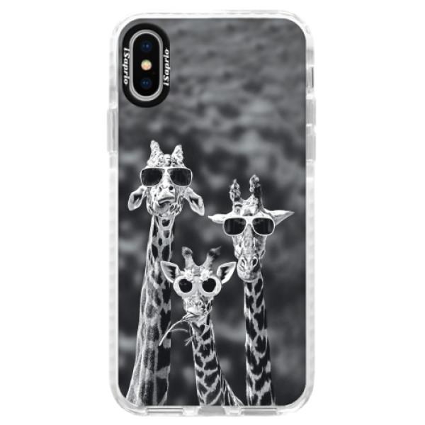 Silikonové pouzdro Bumper iSaprio - Sunny Day - iPhone X