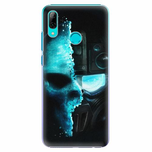 Plastový kryt iSaprio - Roboskull - Huawei P Smart 2019