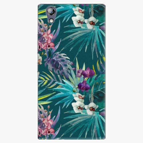 Plastový kryt iSaprio - Tropical Blue 01 - Lenovo P70