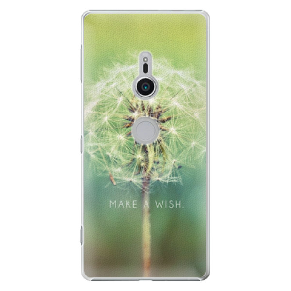 Plastové pouzdro iSaprio - Wish - Sony Xperia XZ2