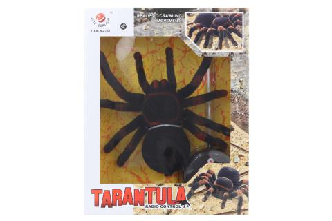 Pavouk na dálkové ovládání
