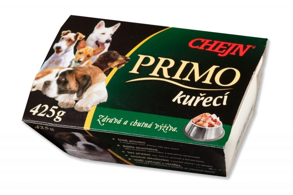 PRIMO s kuřecím vanička pro psy 425 g
