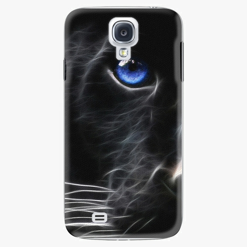 Plastový kryt iSaprio - Black Puma - Samsung Galaxy S4