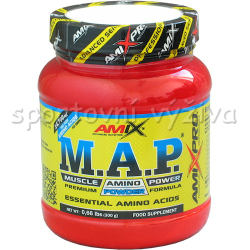 M.A.P. Muscle Amino Power 300g-natural