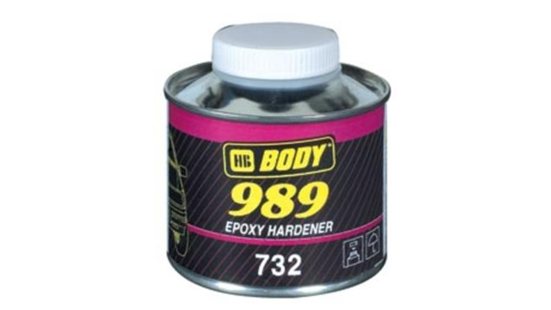 HB BODY epoxidové tužidlo 989 k základní barvě 989 250ml