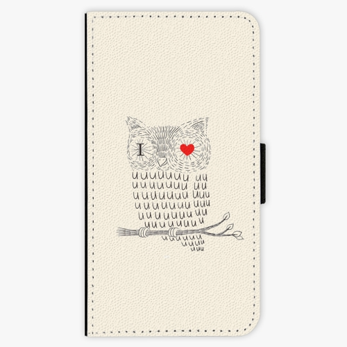 Flipové pouzdro iSaprio - I Love You 01 - Samsung Galaxy S7