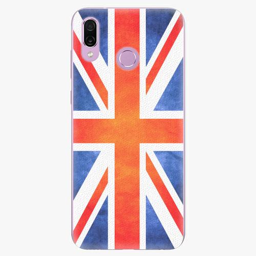 Silikonové pouzdro iSaprio - UK Flag - Huawei Honor Play