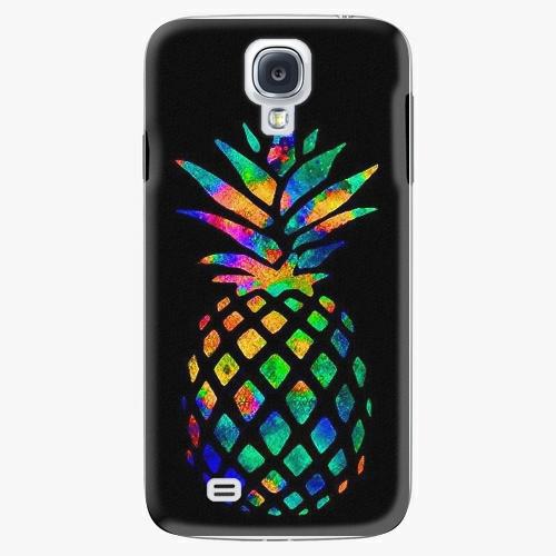 Plastový kryt iSaprio - Rainbow Pineapple - Samsung Galaxy S4