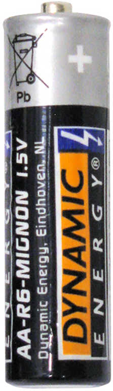 Baterie Dynamic Energy AA 1,5V R6 tužková obyčejná 1ks