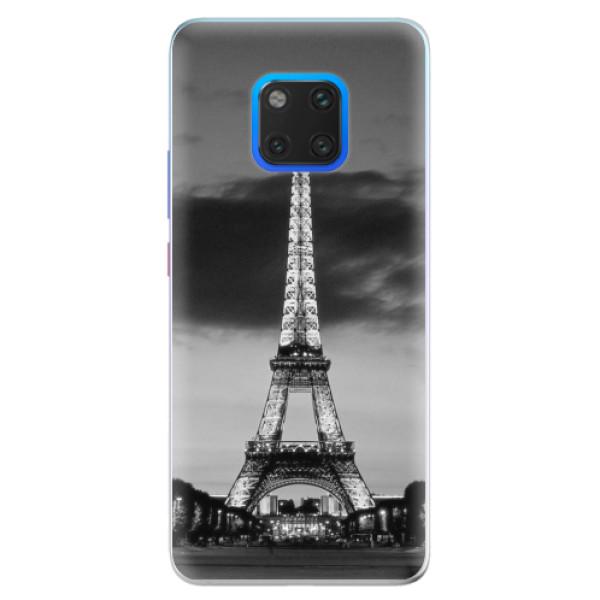 Silikonové pouzdro iSaprio - Midnight in Paris - Huawei Mate 20 Pro