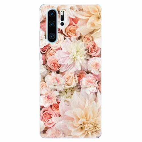 Silikonové pouzdro iSaprio - Flower Pattern 06 - Huawei P30 Pro