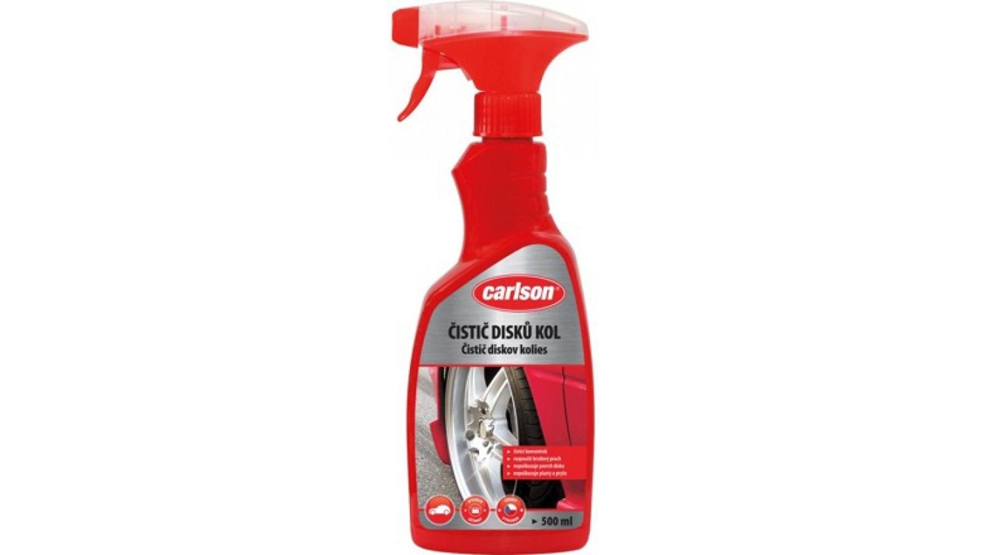 CARLSON čistič disku kol 500 ml