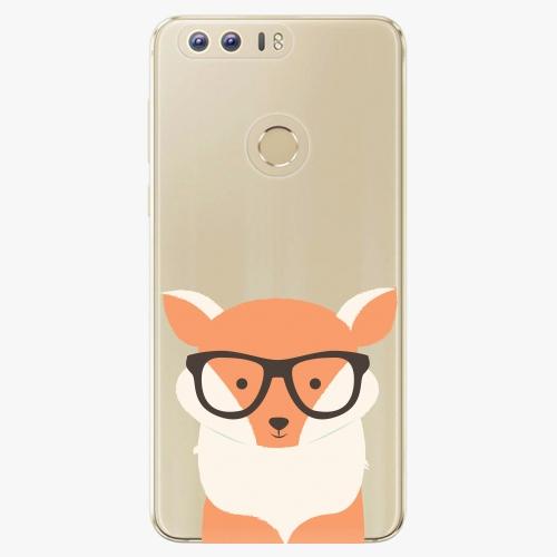 Plastový kryt iSaprio - Orange Fox - Huawei Honor 8