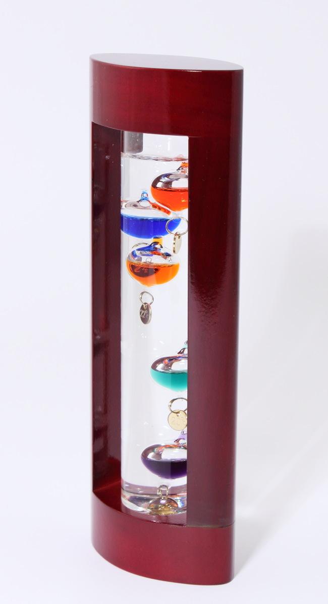 Vínový Galileo teploměr