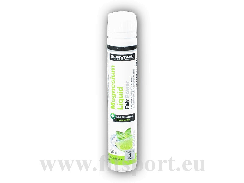 Magnesium Liquid Fair Power 25ml